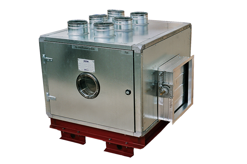 Air Handling Unit Teknotherm Marine