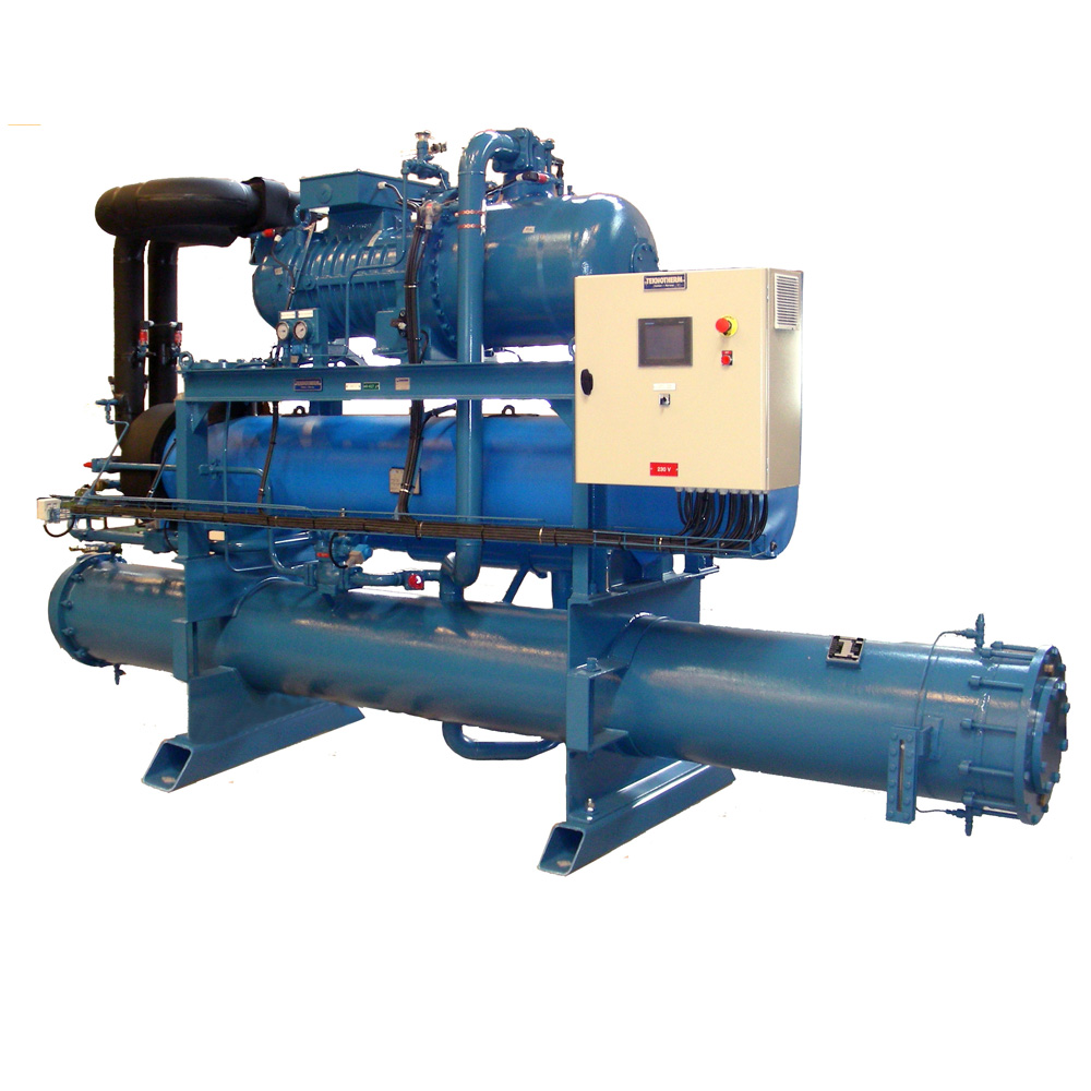 Water Chiller Units: Marine Water Chiller Unit W/single Compressor