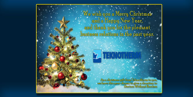 Christmas Greetings From Teknotherm Teknotherm Marine